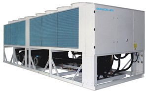 AIR COOLED HEAT PUMP